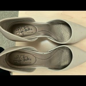 "Life Stride 3"" heels"